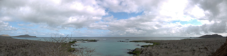 GALAPAGOS ISLANDS PANORAMIC