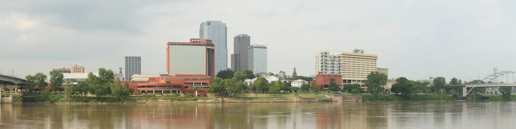 LITTLE ROCK PANORAMIC
