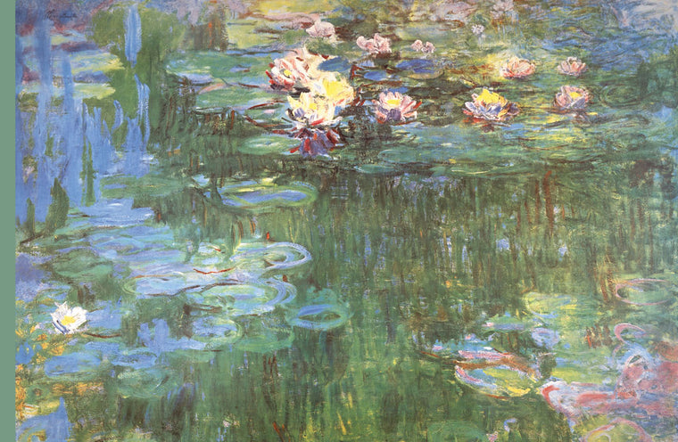 WATERLILIES, 1918
