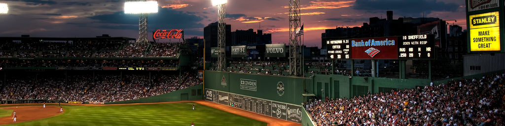FENWAY PANORAMIC BOSTON RED SOX