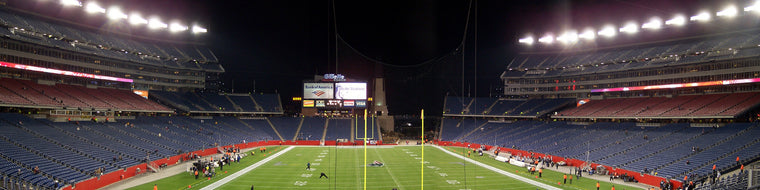 GILLETTE STADIUM PANORAMIC