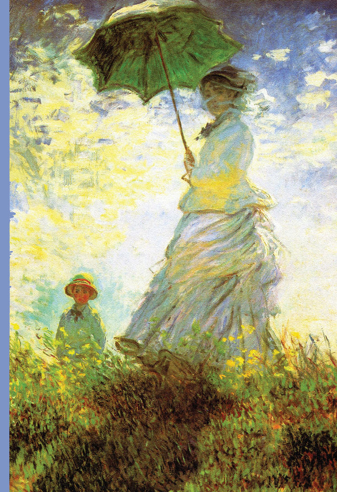 MADAME MONET AND SON
