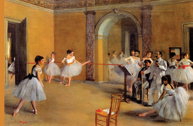 DANCE CLASSES AT THE OPERA