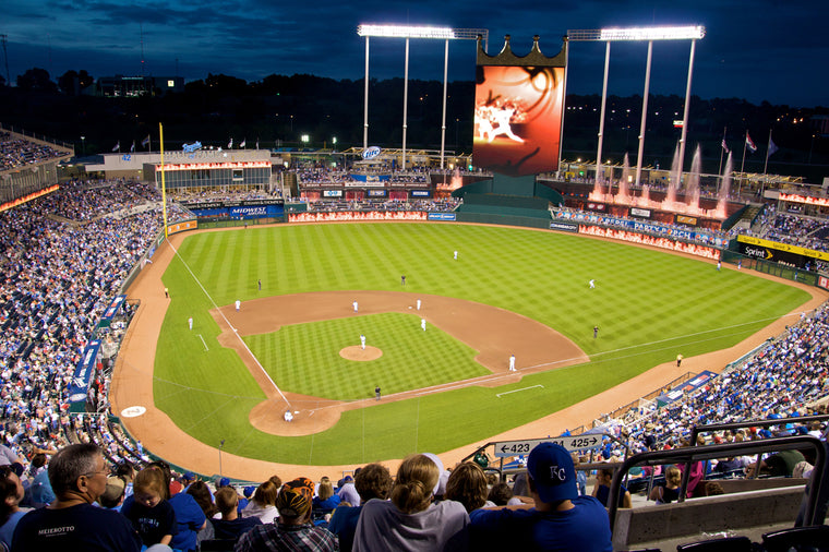 KAUFFMAN STADIUM, KANSAS CITY