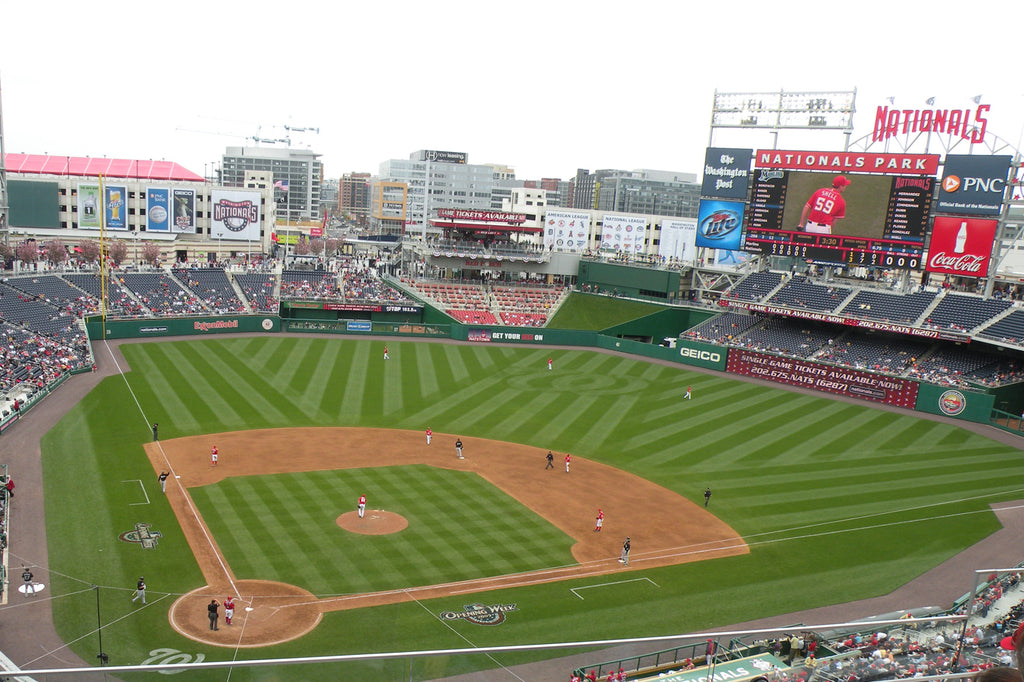NATIONALS PARK, WASHINGTON NATIONALS