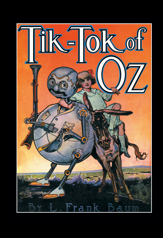 WIZARD OF OZ - TIK-TOC OF OZ
