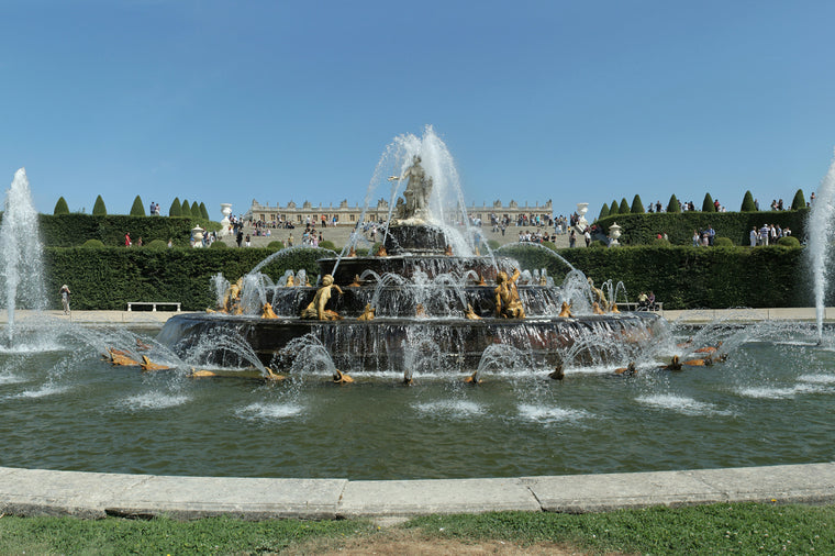 Fountain in the Parc de Versailles