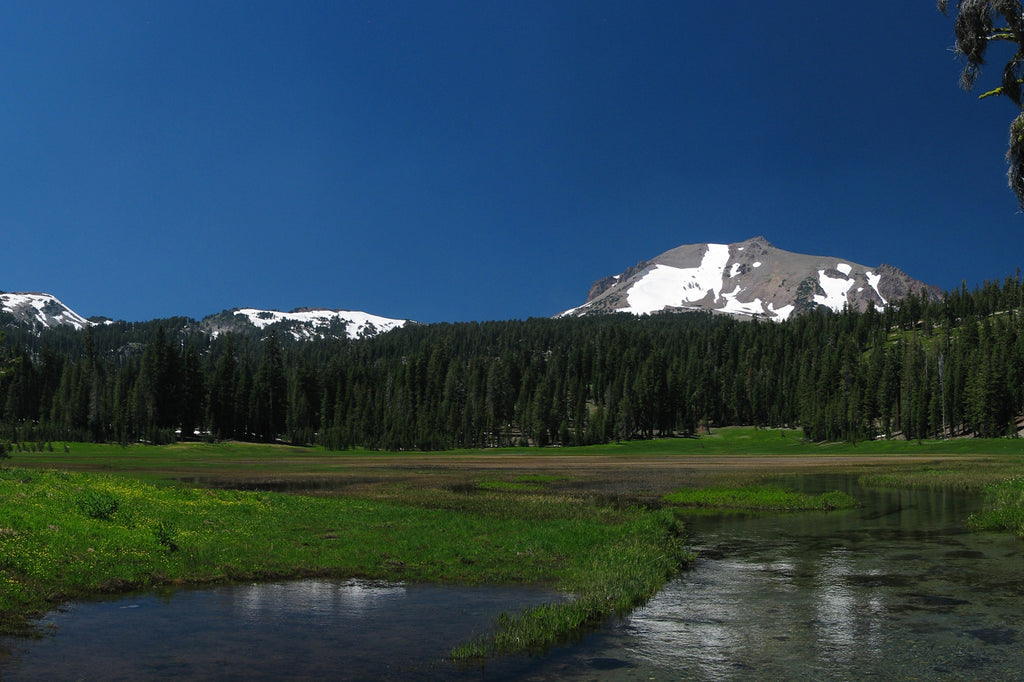 Kings Creek, Lassen Volcanic National Park, California