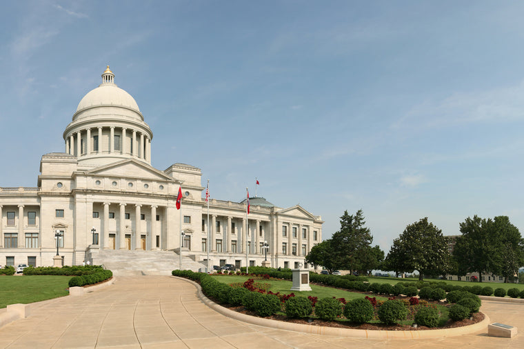 Arkansas State Capital Building