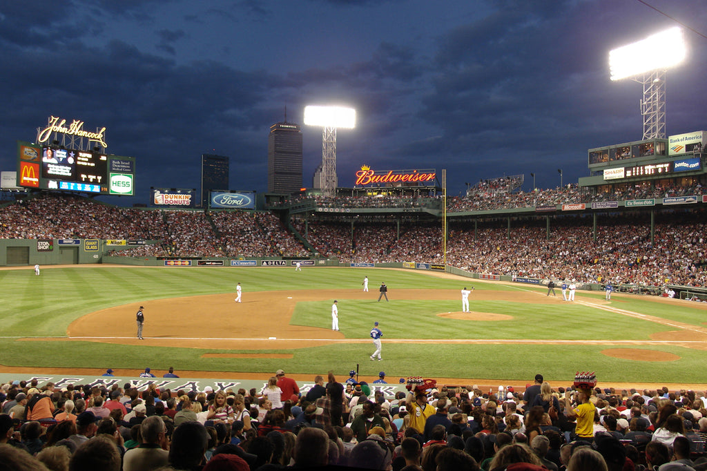 Fenway Park Panoramic