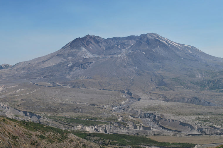 Mt. St. Helen Panoramic
