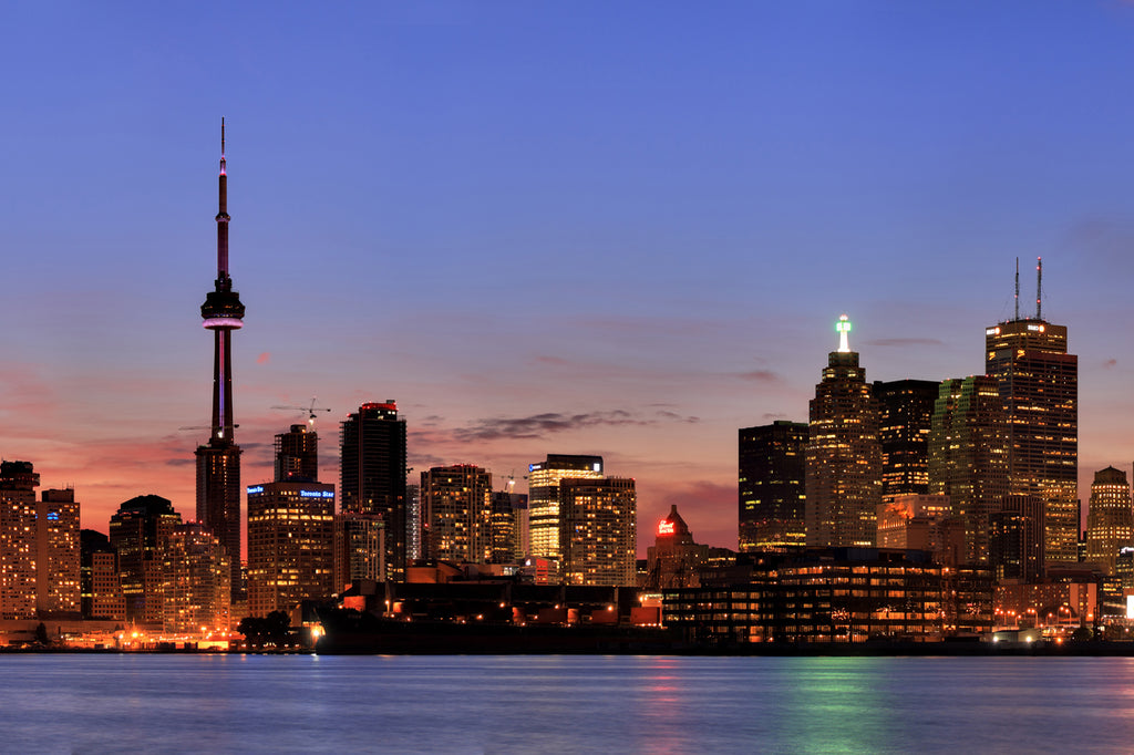Panoramic of Toronto