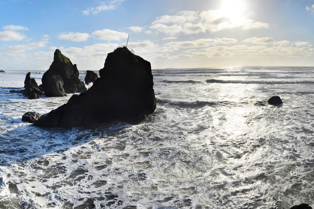 Ruby Beach, Olympic National Park, Washington