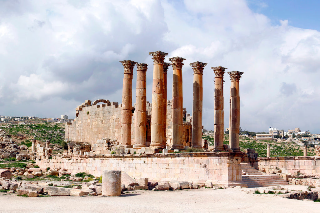 Roman Temple of Artemis, Jordan