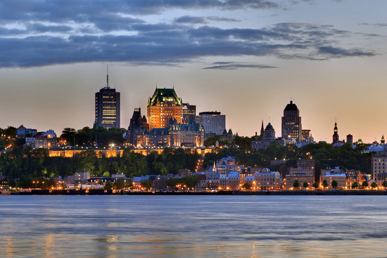 Quebec, Canada Panoramic
