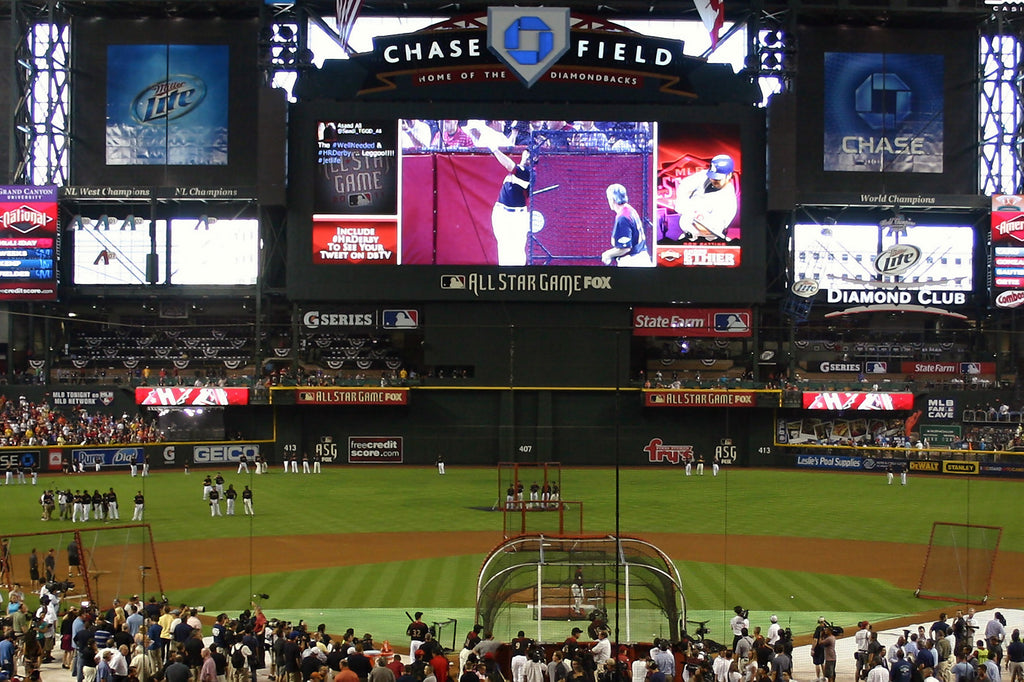 Chase Field, 2011 All-Star Game