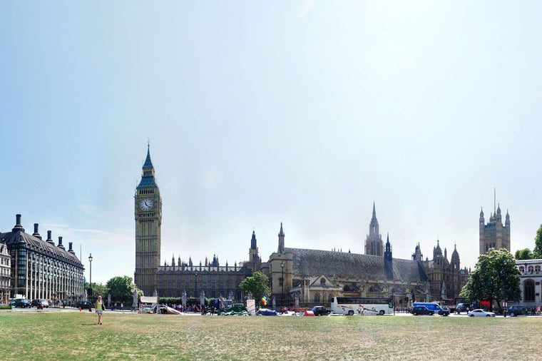 Parliament Square Panoramic
