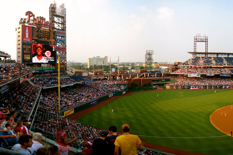 Phillies - Citizens Bank Panoramic