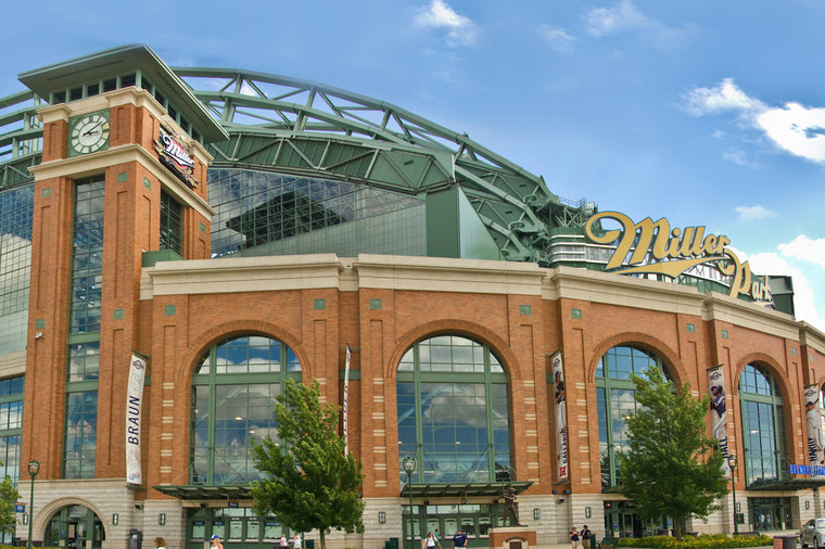 Miller Park Outside, Home of the Brewers