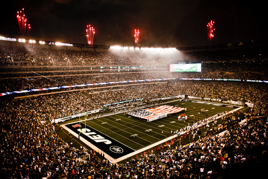 Meadowlands Stadium, NY Jets and Giants