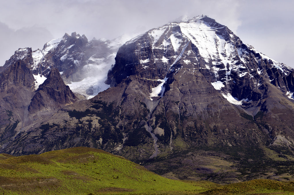 Mountain Range in Chile
