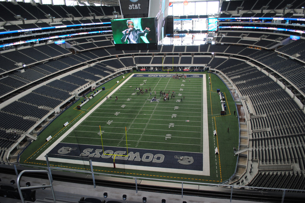 Cowboys Football Field