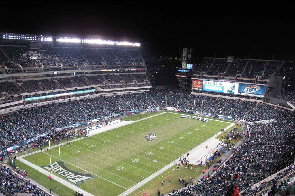 Philadelphia Eagles at the Linc