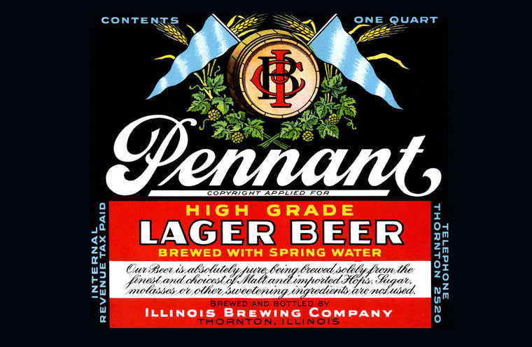 PENNANT LAGER BEER