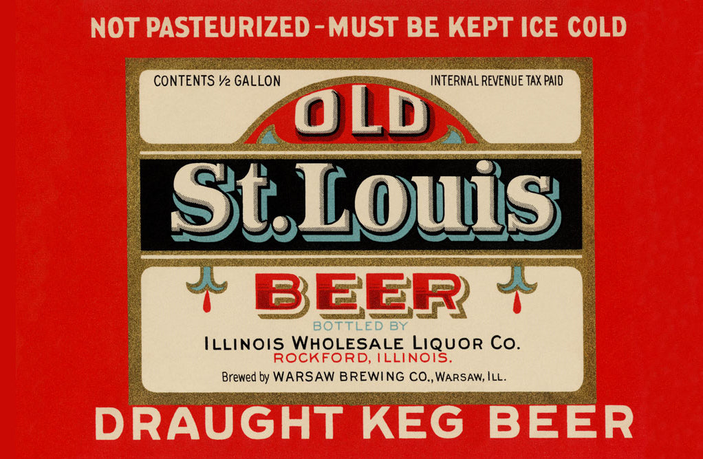 OLD ST. LOUIS BEER