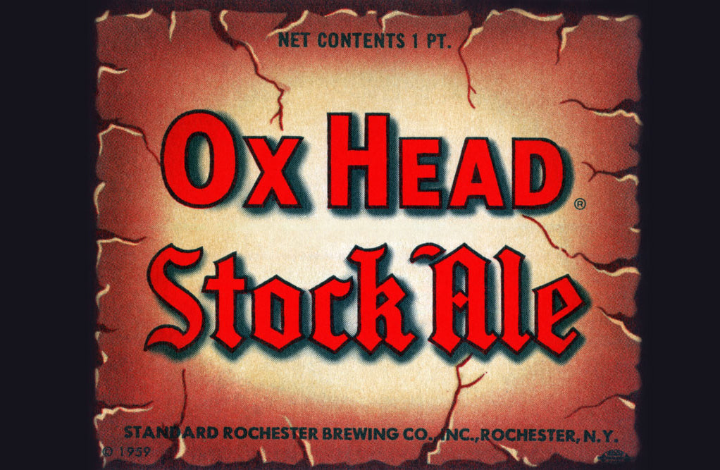 OX HEAD STOCK ALE