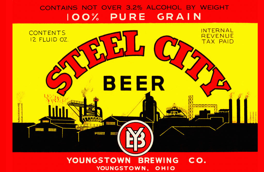 STEEL CITY BEER