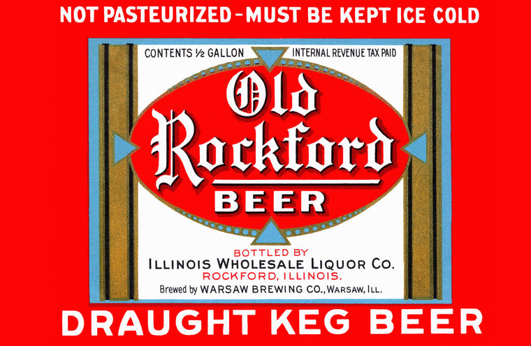 OLD ROCKFORD BEER