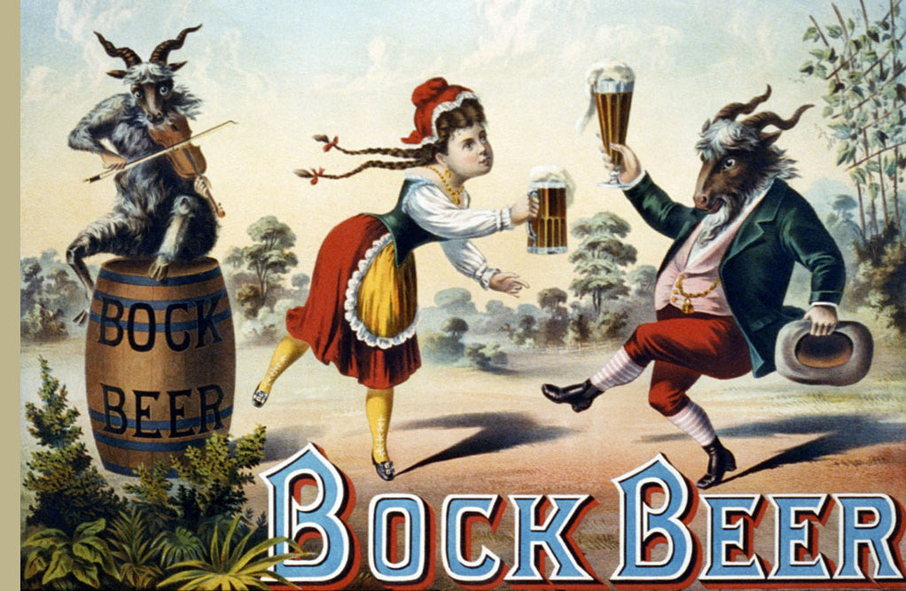 BOCK BEER CELEBRATION