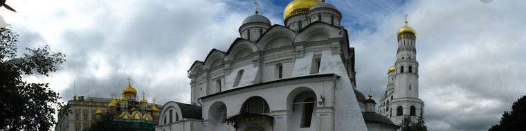 MOSCOW, CATHEDRAL OF THE ARCHANGEL