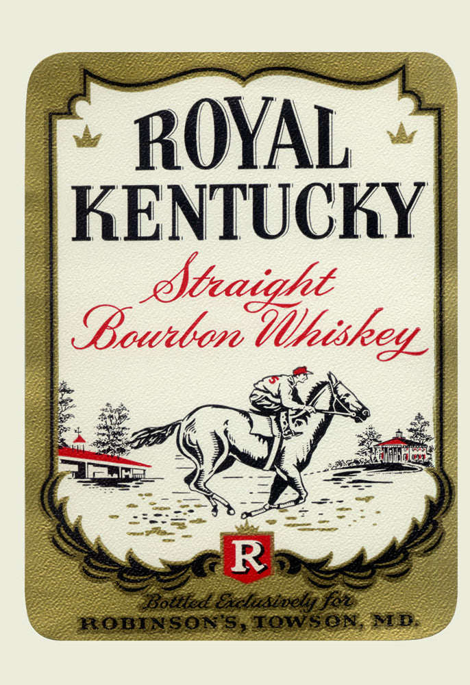 ROYAL KENTUCKY STRAIGHT BOURBON WHISKEY