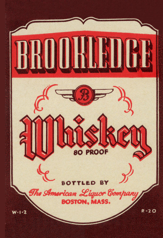 BROOKLEDGE WHISKEY