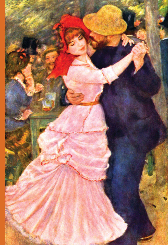 DANCE IN BOUGIVAL (DETAIL)
