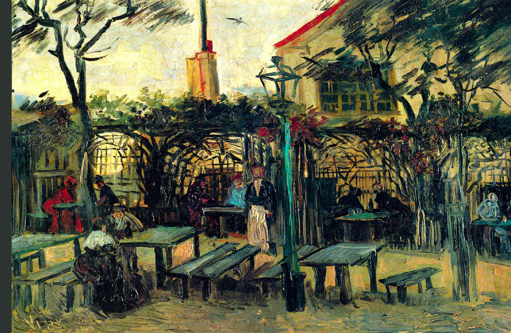 TERRACE OF A CAFE