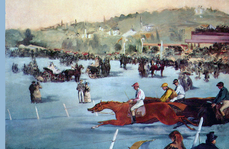 RACES AT THE BOIS DE BOULOGNE