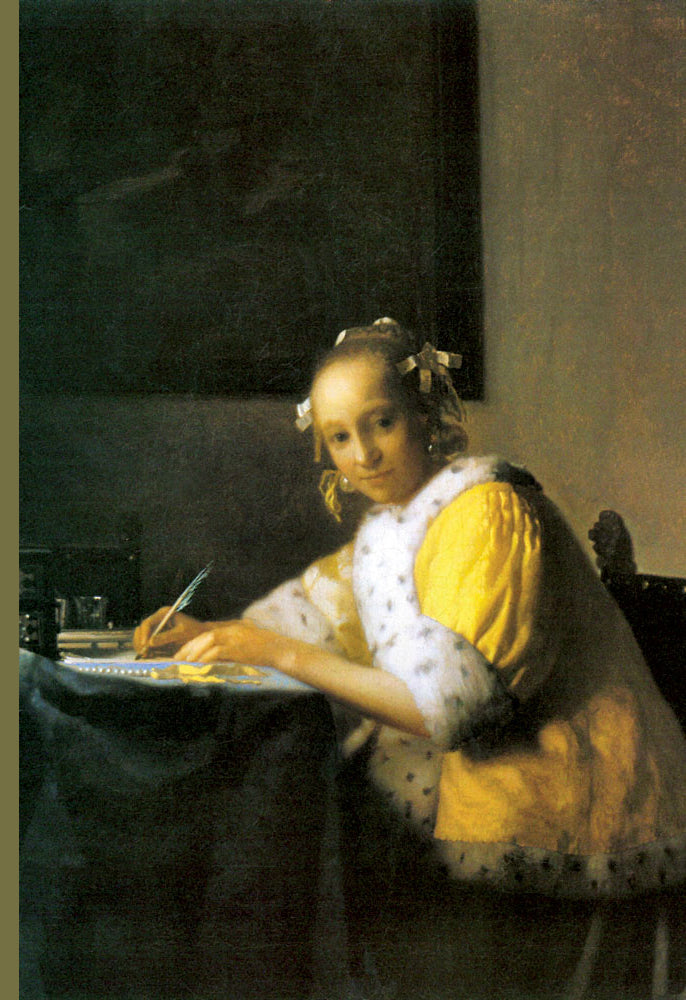 WOMAN IN YELLOW