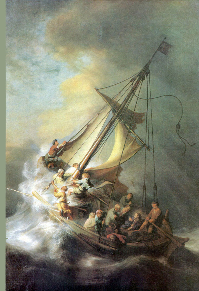 CHRIST IN A STORM ON THE SEA OF GALILEE