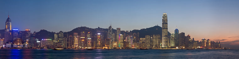 HONG KONG SUNSET. SOURCE:DILIFF