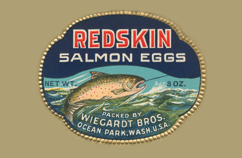 REDSKIN SALMON EGGS