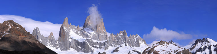 MONTE FITZ ROY MOUNTAINS, ARGENTINA