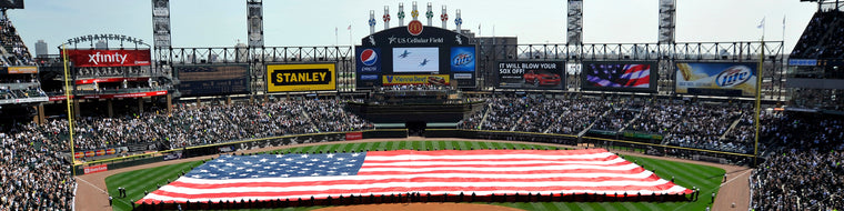 CELLULAR FIELD, HOME OF THE WHITE SOX