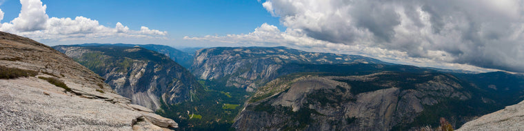 YOSEMITE VALLEY PANORAMIC