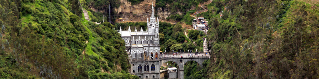 LAJAS CATHEDRAL, COLOMBIA