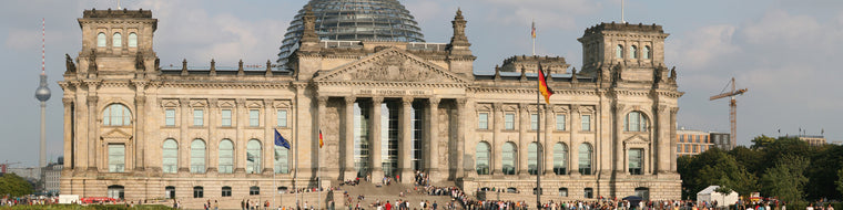 REICHSTAG, BERLIN PANORAMIC