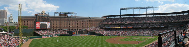 CAMDEN YARDS, MARYLAND