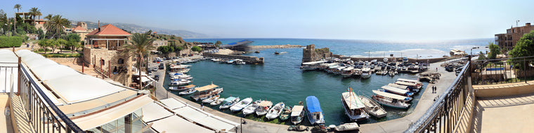 ITALIAN PORT AND SEA-VIEW